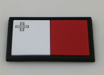 Picture of Maltese Flag PVC
